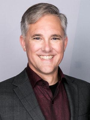 David Evans Headshot