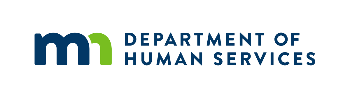 Image of Minnesota Department of Human Services, Deaf and Hard of Hearing Services Division logo